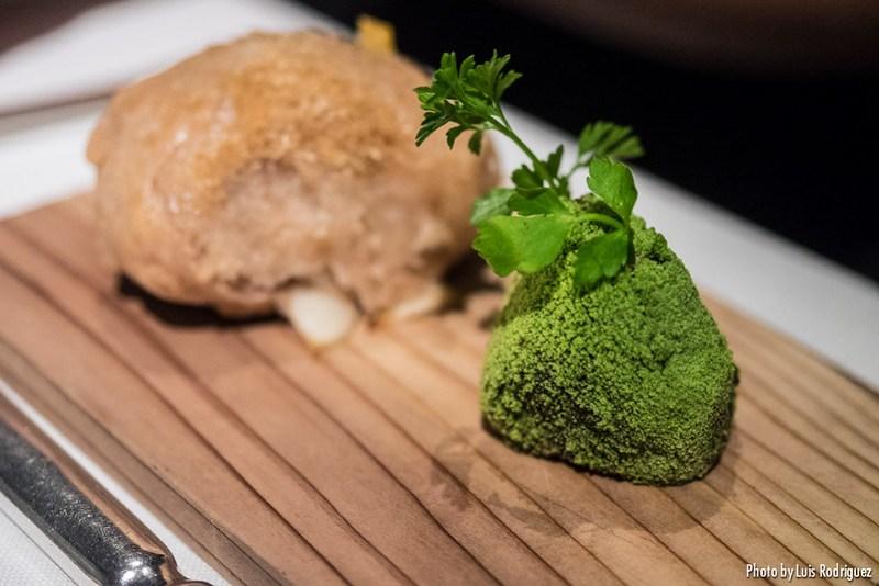 Mantequilla de musgo - Les Creations de Narisawa