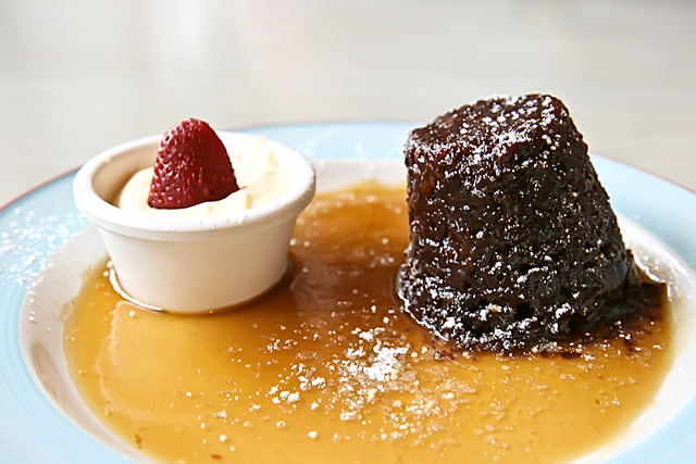 Sticky Date Pudding @Beachcomber