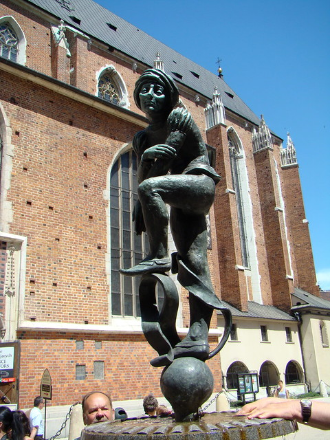 Cracovia Fuente del Estudiante Polonia 02