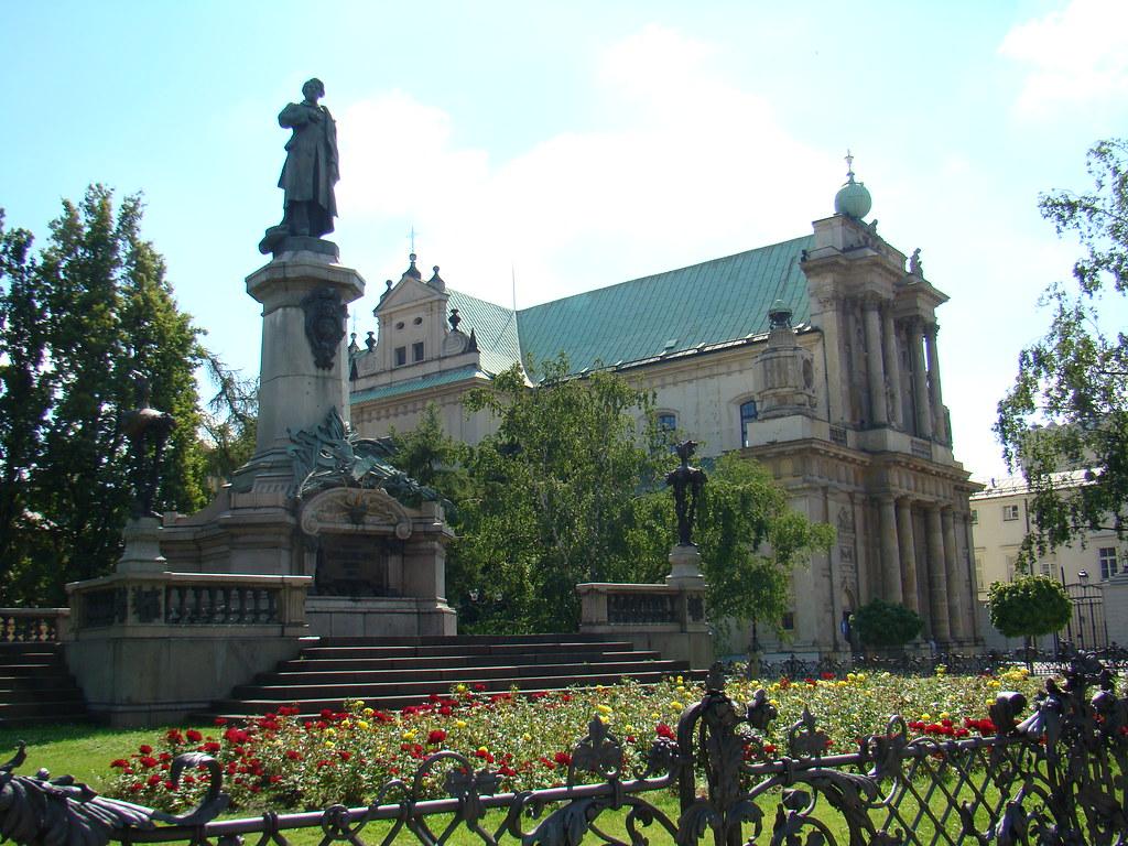 Polonia Iglesia de las Carmelitas Varsovia 16
