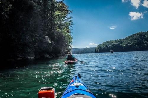 Lake Jocassee with Bennie Waddell-72