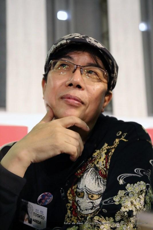 Entrevista a Toshio Maeda