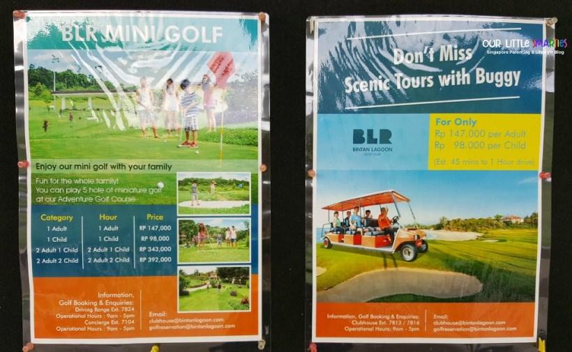 BLR Mini Golf