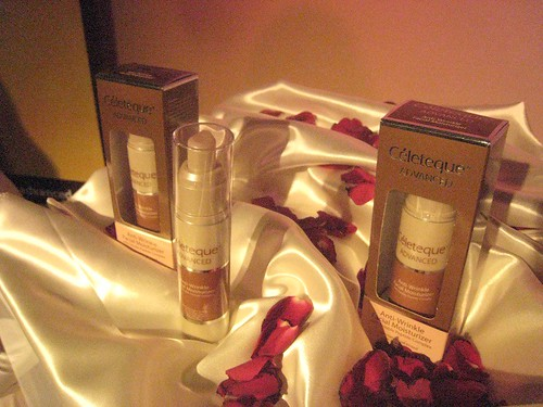 Celeteque anti-wrinkle facial moisturizer
