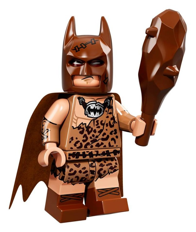 LEGO Batman Movie Collectible Minifigures