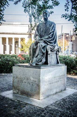 James F Byrnes Memorial
