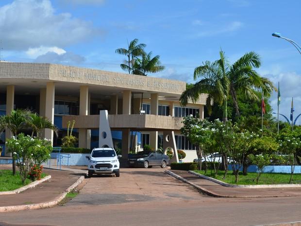 As 11 secretarias do novo governo de Santarém a partir de 2017, Prefeitura de Santarém