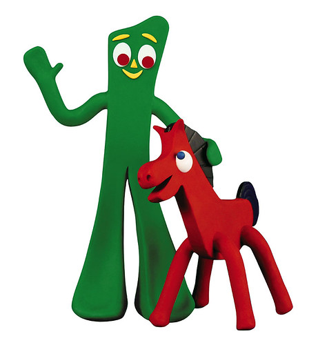 29545963213_7f079e17ac New deluxe collection to pay tribute to Art Clokey's GUMBY