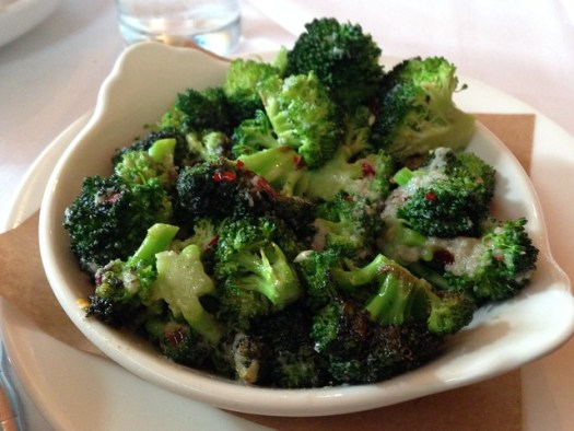 Broccoli, La Petite Grocery, New Orleans