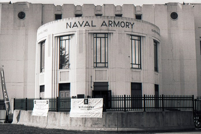 Heslar Naval Armory, Indianapolis