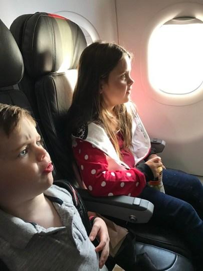 flying to Waco