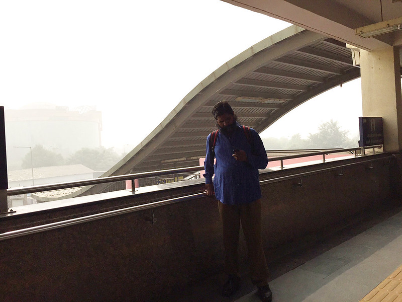 Mission Delhi – Sooraj Mal, IFFCO Chowk Metro Station