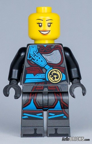 legends of chima cartoon porn - LEGO 70625 Ninjago Samuraï VXL ...