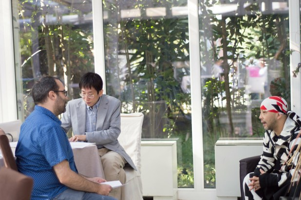 Entrevista a Tetsuro Shimaguchi