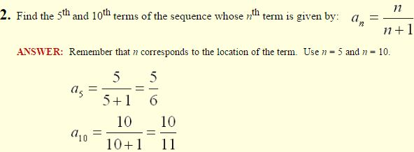Sequences-4