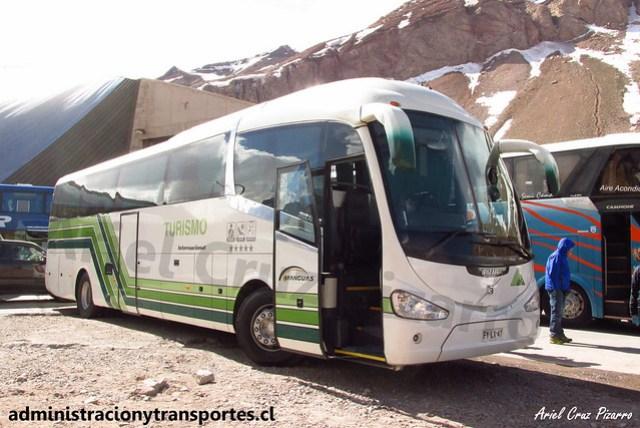 Yanguas | Paso Los Libertadores | Irizar I6 - Volvo / FYLX47
