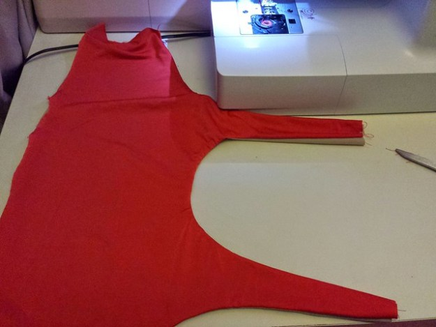 Red Two Piece (9)