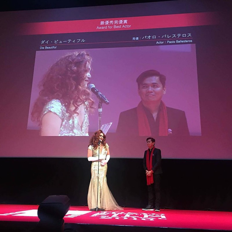 Die Beautiful wins in Tokyo International Film Festival