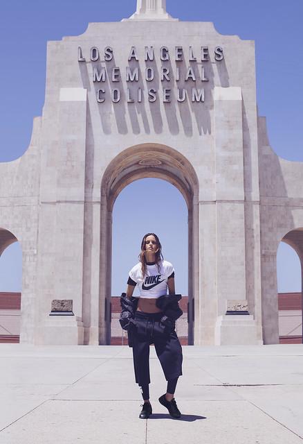 Nike BeautifulX Izabel Goulart
