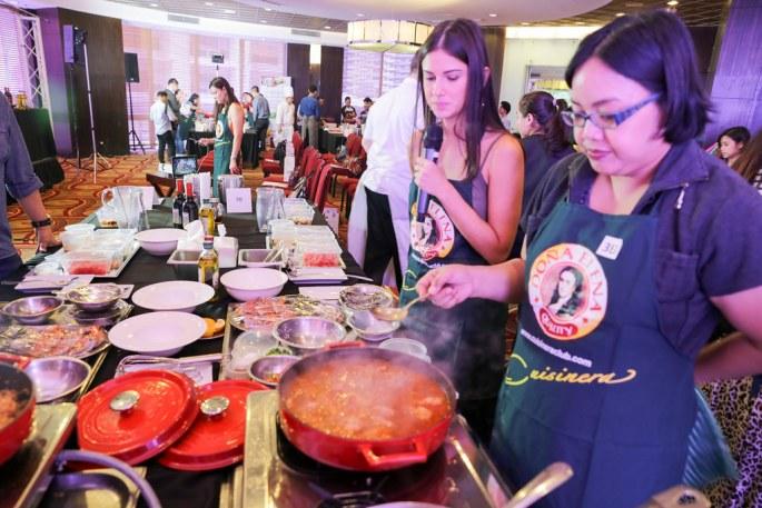 Dona Elena Spanish Cooking Class-48