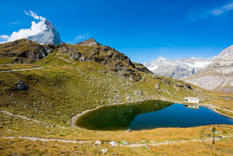 Schwarzsee with Matterhorn