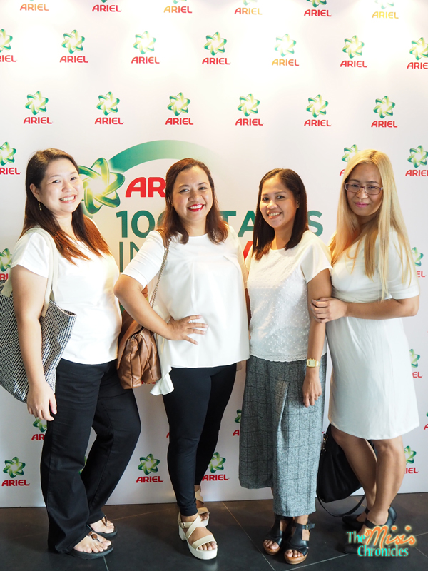 kumare bloggers for ariel