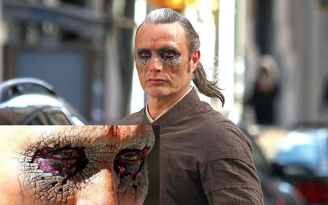 Doctor Strange Villain