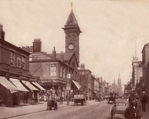 Preston Past - Photograph Collection