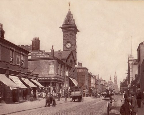 Preston Past - Photograph Collection