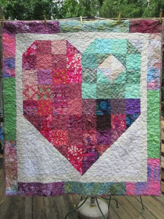 Big Hearted Quilt