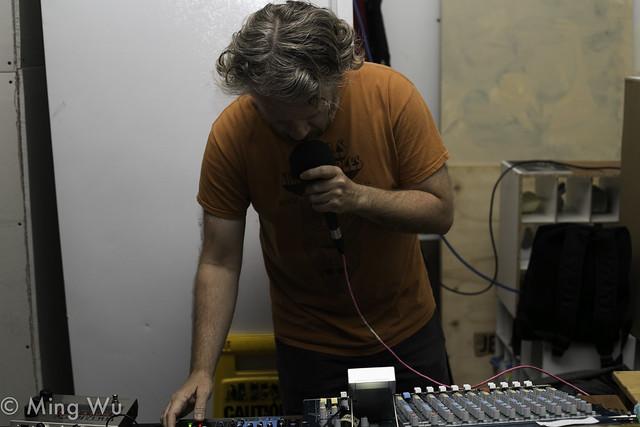 Chris Carrière @ Le Temporaire