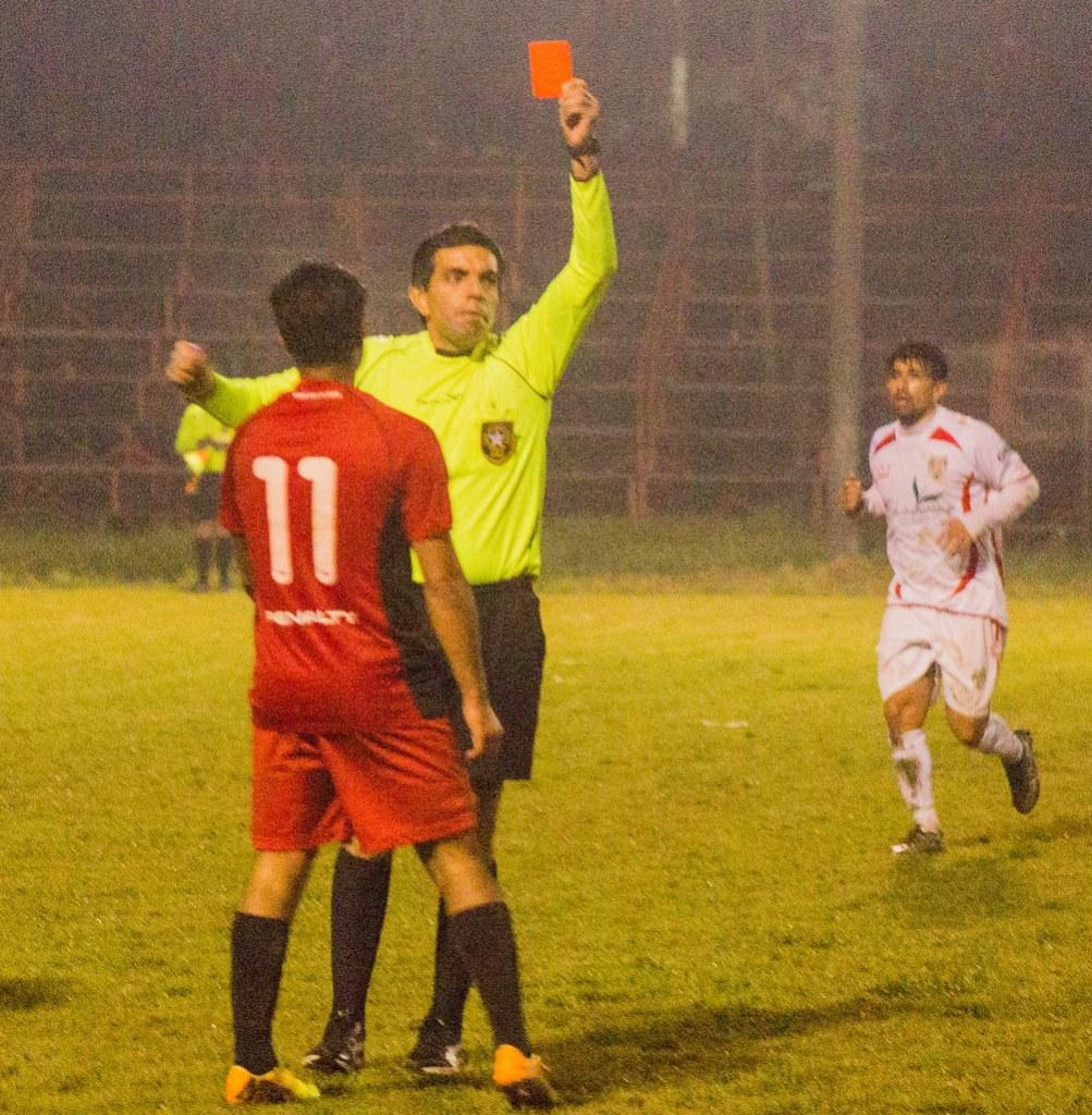 Deportes Limache 0-2 Chimbarongo