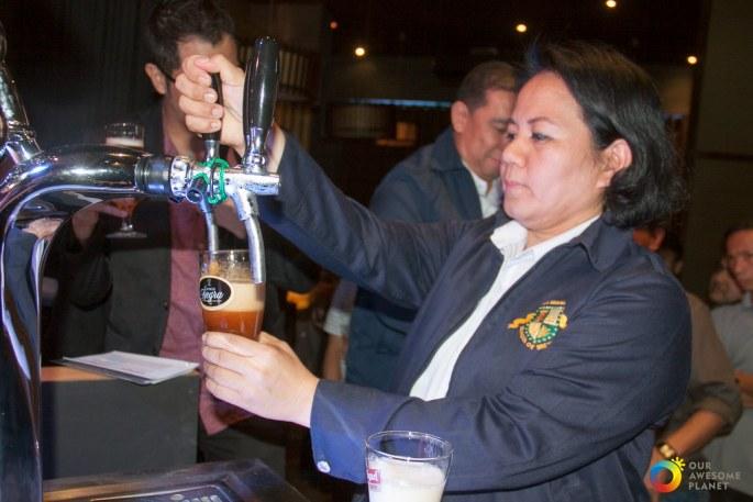 San Miguel Premium Beer Draft Experience