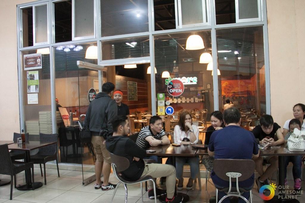 Baguio: Amare