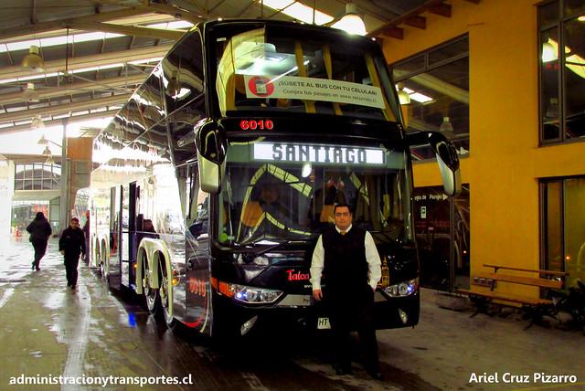 Conductor TPL - Marco Bobadilla