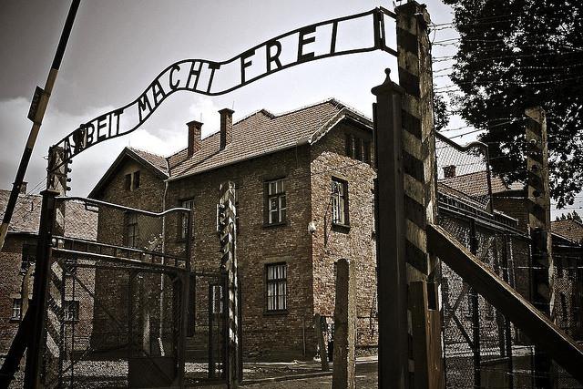 Auschwitz the camp