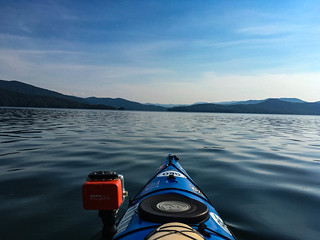 Lake Jocassee Kayaking-3