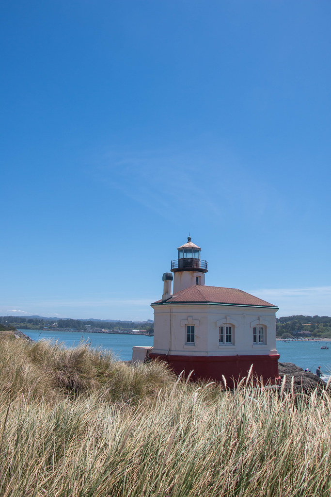 07.04. Coquille River Lighthouse