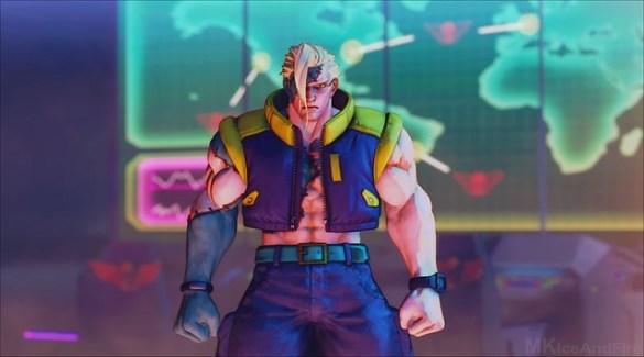 Street Fighter V - Story