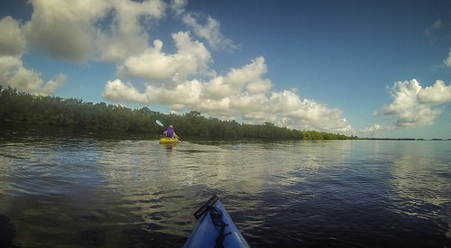 Indian River Paddling-21