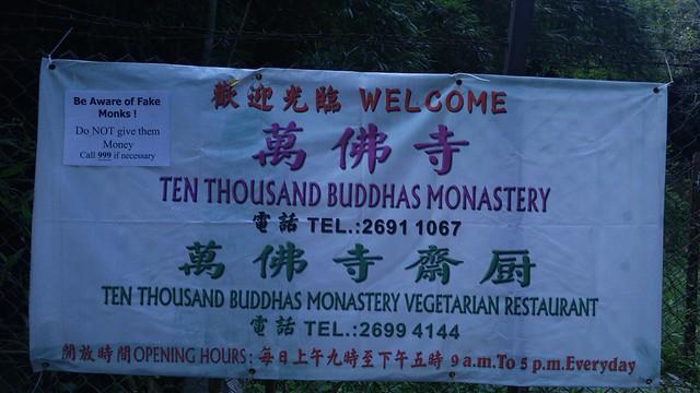 10,000 Buddhas