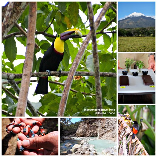 Rincon de la Vieja - discovering Costa Rica