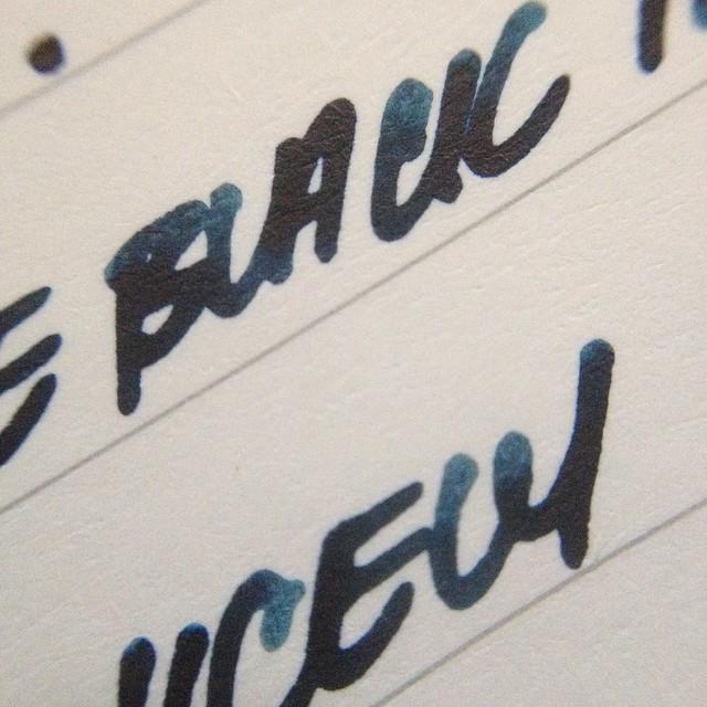 Noodler's Blue-Black