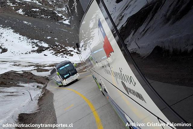 Bus 160 Vanidosa Portillo