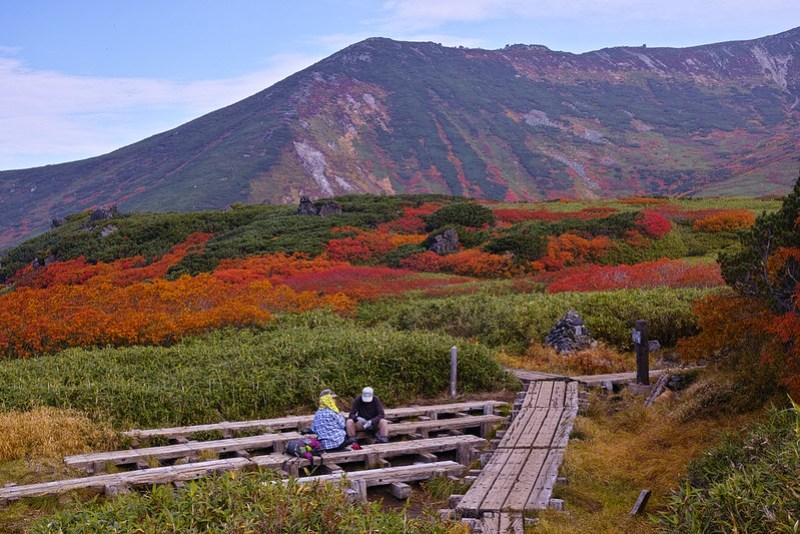 Mt.Taisetsu-zan Hokkaido 大雪山 紅葉 2016