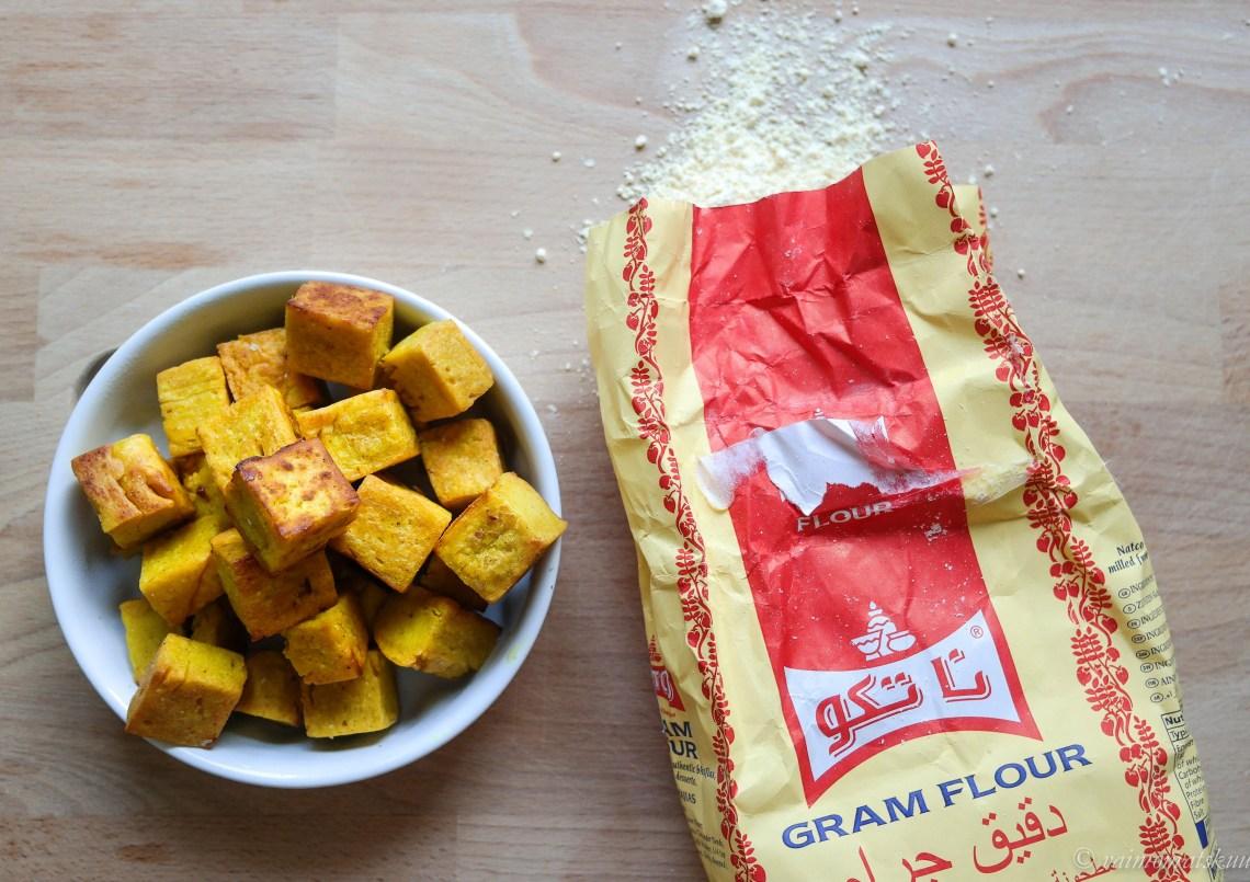 burmalainen tofu