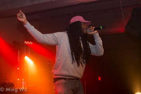 D.R.A.M. @ Pop Montreal 2016
