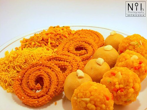 Diwali  Food