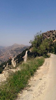 Kadisha Grotto Switchbacks