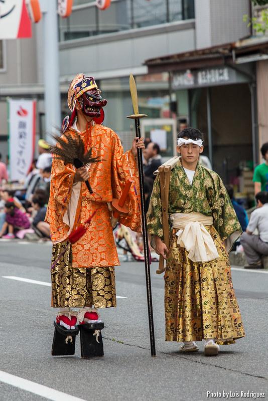Festival Sansha Taisai de Hachinohe-53